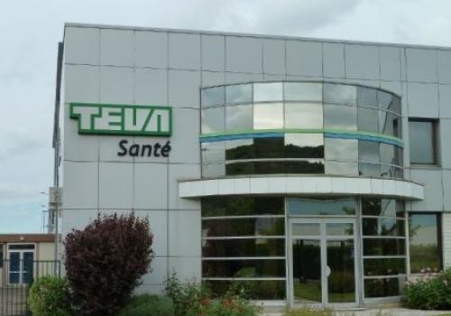 Puits de lumière chez TEVA FRANCE